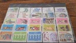 LOT 435966 TIMBRE DE MONACO NEUF** LUXE BLOC - Collections, Lots & Séries