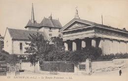 Saumur (Maine Et Loire), France, 1900-1910s ; Le Temple Protestant - Saumur