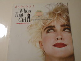 Madona (Titres Sur Photos) - Vinyle 33 T LP - Disco, Pop