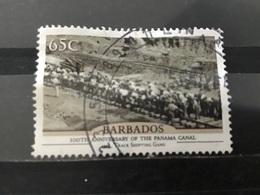 Barbados - 100 Jaar Panamakanaal (65) 2014 - Barbades (1966-...)