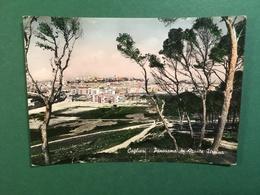 Cartolina Cagliari - Panorama Da Monte Urpino - 1954 - Cagliari