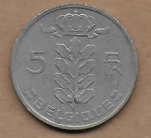 5 Francs 1972 FR - 1951-1993: Baudouin I