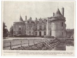 1913 - Saint-Julien-de-Mailloc (Calvados) - Le Château - FRANCO DE PORT - Unclassified