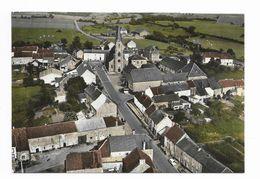 Corenne (Pr.N)  ( M 4839 ) Panorama Sur Pt.Village Et Vue Sur Jeux De Balle Pres L'église - Florennes