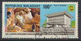 °°° MADAGASCAR - Y&T N°117 PA - 1971 °°° - Madagascar (1960-...)