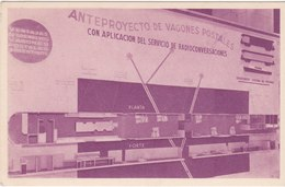 Argentina - Exposición Correos Y Telecomunicaciones En El Plan Quinquenal - Telecom