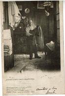 Chansons Et Pasquilles Lilloises- L'habit D'min Vieux Grad Pere- 2 Scans - Lille