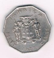 50 CENTS  1975  JAMAICA /0389/ - Jamaica
