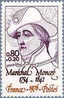 France Histoire N° 1880 - Maréchal Moncey Duc De Conegliano - Révolution Française