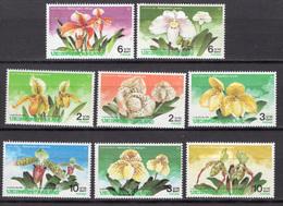 1992 - TAINLANDIA - Catg.. Mi. 1464/1471 - NH - (CW1822.5) - Tailandia