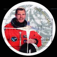 Canada (Scott No.1999g - Astronautes Canadiens / Canadian Astronauts) (o) - 1952-.... Règne D'Elizabeth II