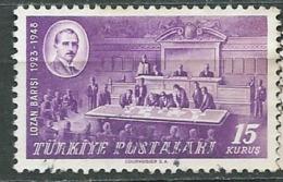 Turquie - -  Yvert  N°  1075 Oblitéré    -  Abc 30608 - 1921-... République
