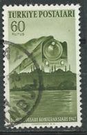 Turquie - -  Yvert  N°  1059 Oblitéré    -  Abc 30610 - 1921-... République