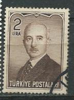Turquie - -  Yvert  N°  1073 Oblitéré    -  Abc 30617 - 1921-... République