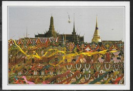 THAILANDIA - BANGKOK - WAT PHRA KEO   - EDIZ. DE AGOSTINI - Thaïlande