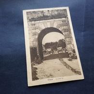 VI(LLERS - LE ROND TOR - FELDPOST - 10.3.1917 - ä FREMDISWALDE B. WUERZEN - Weltkrieg 1914-18