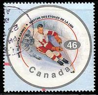 Canada (Scott No.1838b - NHL All Star) (o) - 1952-.... Règne D'Elizabeth II
