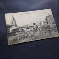 VIGNEULLES - NACH DER BESCHIESSUNG - FELDPOST - 9.7.1915 - Nach SCHLASSGATTENDORF B HOF - NEUGATTENDORF - Weltkrieg 1914-18
