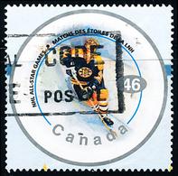 Canada (Scott No.1838e - NHL All Star) (o) - 1952-.... Règne D'Elizabeth II