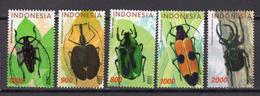 2001 - INDONESIA - Catg.. Mi. 2140/2144 - NH - (CW1822.6) - Indonesia