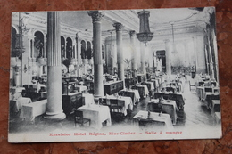 NICE (06) - EXCELSIOR HOTEL REGINA - NICE CIMIEZ - SALLE A MANGER - Cafés, Hotels, Restaurants