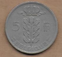 5 Francs 1949 FR - 1945-1951: Régence