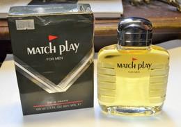 Flacon  Eau De Toilette Matcch Play 100 Ml Plein Neuf - Parfums