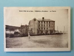 TRÉBOUL - Grand Hôtel De La Baie - Le Tennis - Tréboul