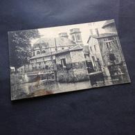 VERDUN - ERLOESER-KIRCHE - FELDPOST - 13.8.1917 - Nach LITZENRODA - KREIS FORGAR - Weltkrieg 1914-18