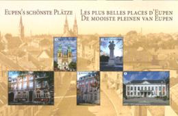 BELGIQUE 2016 - NA  34 - Eupen - Les Plus Belles Places D'Eupen - Belgique