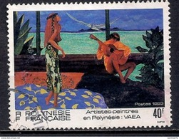 French Polynesia 1993 - Artists In Polynesia - Polinesia Francesa