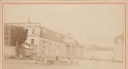 Carte De Visite - CDV - BOURBONNE -  Place Du Casino  - Voir Description - Bourbonne Les Bains