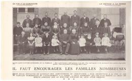 1913 - Rahart (Loir-et-Cher) - Famille Labbé-Goëvier - FRANCO DE PORT - Vieux Papiers