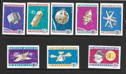 MONGOLIE 1966 ESPACE YVERT N°397/404 NEUF MNH** - Space