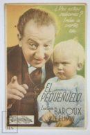 Original 1936 Le Mioche Cinema / Movie Advt Brochure - LUCIEN BAROUX, GABRIELLE DORZIAT, PAULINE CARTON - Publicité Cinématographique