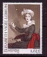 2002 N°3526** E.VIGIE LEBRUN - France
