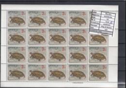 Riu Kiu Inseln (KA) Michel Cat.no. Mnh/** Sheet 167 - Timbres