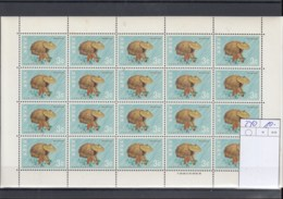 Riu Kiu Inseln (KA) Michel Cat.no. Mnh/** Sheet 240 - Timbres