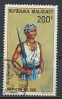 °°° MADAGASCAR - Y&T N°103 PA - 1967 °°° - Madagascar (1960-...)