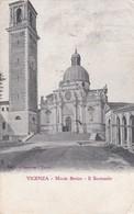 CARTOLINA - POSTCARD - VICENZA -  MONTE BERICO - IL SANTUARIO - Vicenza