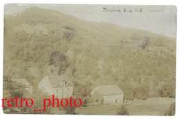 Cpa Carte-photo - Aveyron - L'Oustal De La Coste ?- Vallée De Salles La Source - Autres Communes