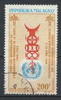°°° MADAGASCAR - Y&T N°104 PA - 1968 °°° - Madagascar (1960-...)