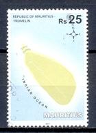 MAURITIUS   (CWER 116) - Maurice (1968-...)