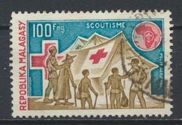 °°° MADAGASCAR - Y&T N°135 PA - 1974 °°° - Madagascar (1960-...)