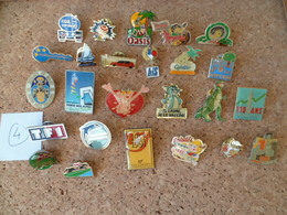 LOT DE 25 PIN'S  ( Lot N° 4 ) - Pin's