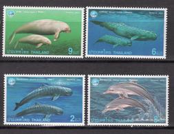1998 - TAINLANDIA - Catg.. Mi. 1861/1864 - NH - (CW1822.6) - Tailandia