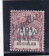 T.F.Sécurité Sociale Assurances Sociales N° 17 - Fiscaux