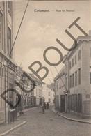Postkaart - Carte Postale TIENEN/Tirlemont Rue De Namur -Naamsestraat (Bostsestraat) (K10) - Tienen