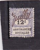 T.F.Sécurité Sociale Assurances Sociales N° 18 - Fiscaux