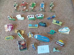 LOT DE 25 PIN'S  ( Lot N° 14 ) - Pin's